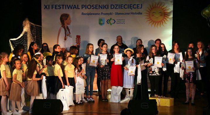 XI Festiwal Piosenki Dziecięcej Kosakowo 2019