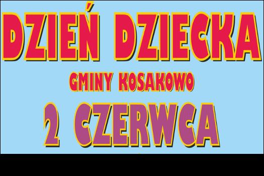 Gminny Dzień Dziecka w Kosakowie